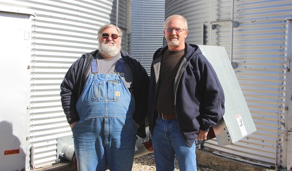 John and Mike Linder