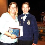 Western Reserve FFA honorary degree