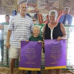 Grand champion carcass hog