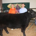 Columbiana grand steer