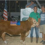 Cuyahoga grand champion steer