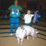 Cuyahoga grand champion hog