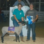 Cuyahoga grand champion market lamb