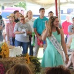 Fair Queen Meghan O'Reilly