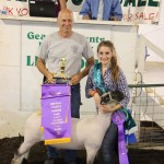 Geauga grand champion lamb