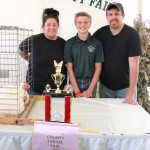 Geuaga reserve champion chicken