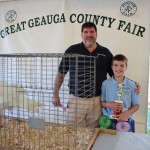 Geauga reserve champion hen