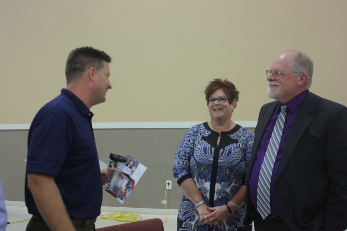 Columbiana County Farm Bureau annual meeting