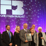 Ohio Farm Bureau Fisher award