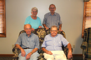 WWII veterans Miller brothers