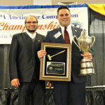 Pa Auctioneer Contest winner