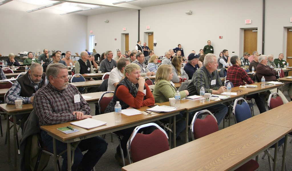 Forage conference