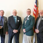 Ohio Farm Bureau presidents' trip