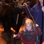 2003 Ohio Beef Expo.girl