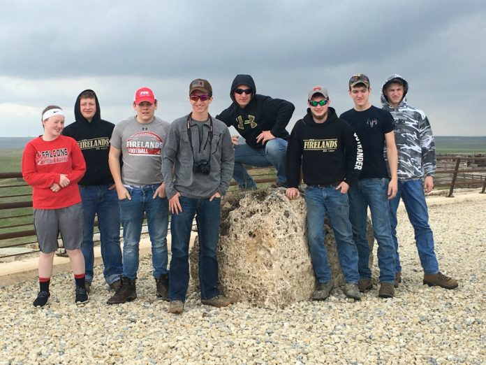 Firelands FFA brings relief