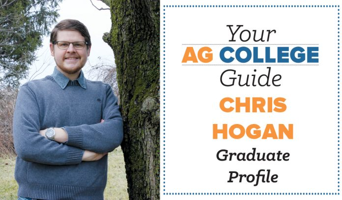 Chris Hogan, Ohio State University, WVU College of Law