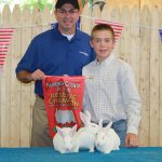 Reserve champion rabbit