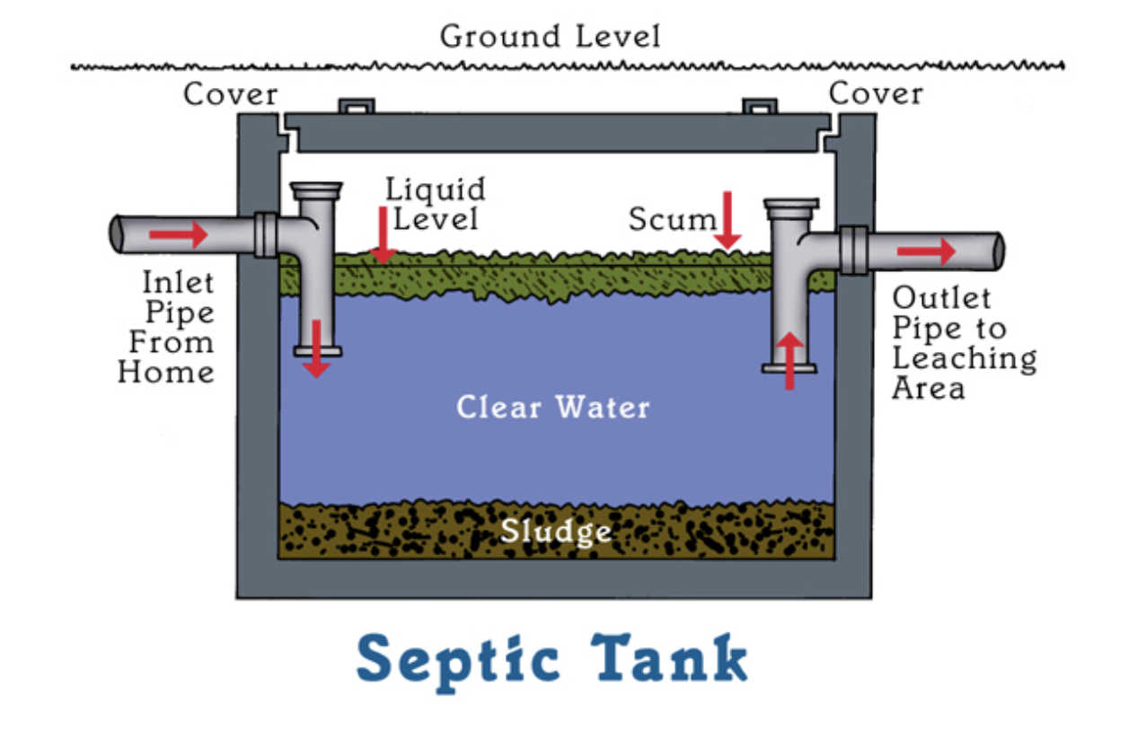 How To Maintain Your Septic System Farm And Dairy