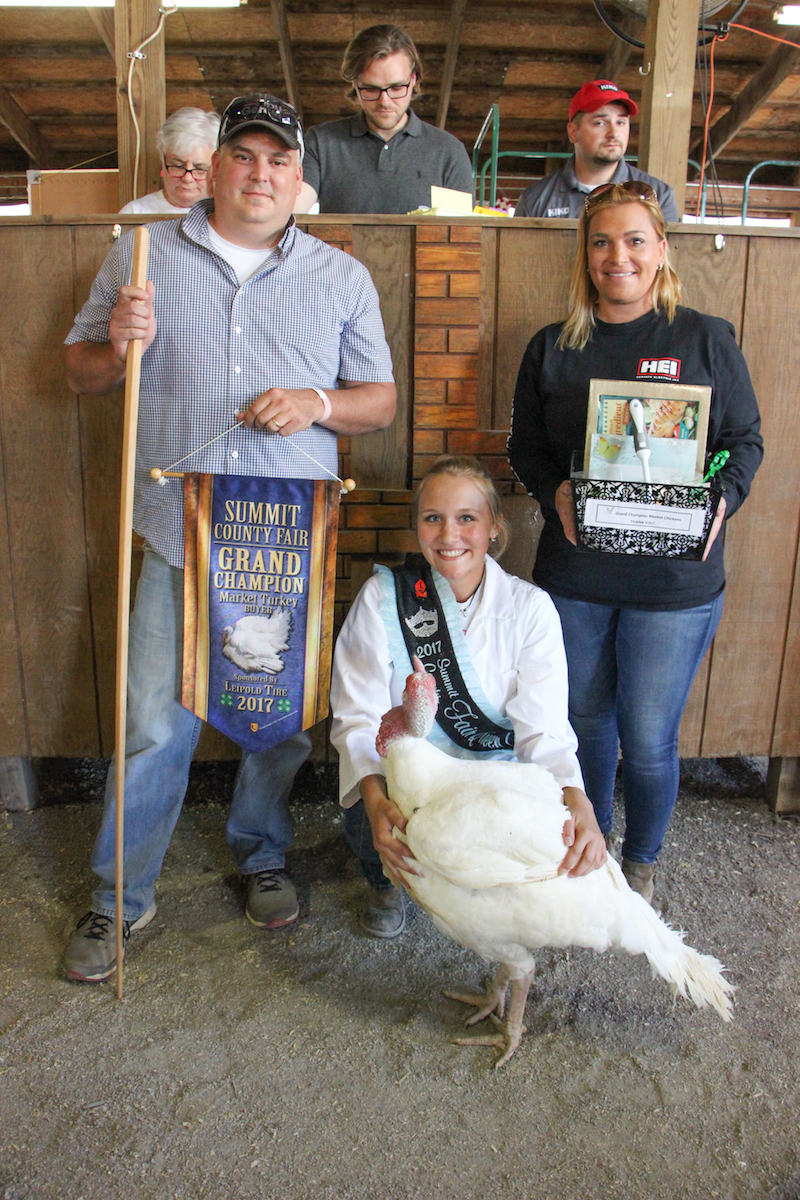 Summit County champion chicken pen
