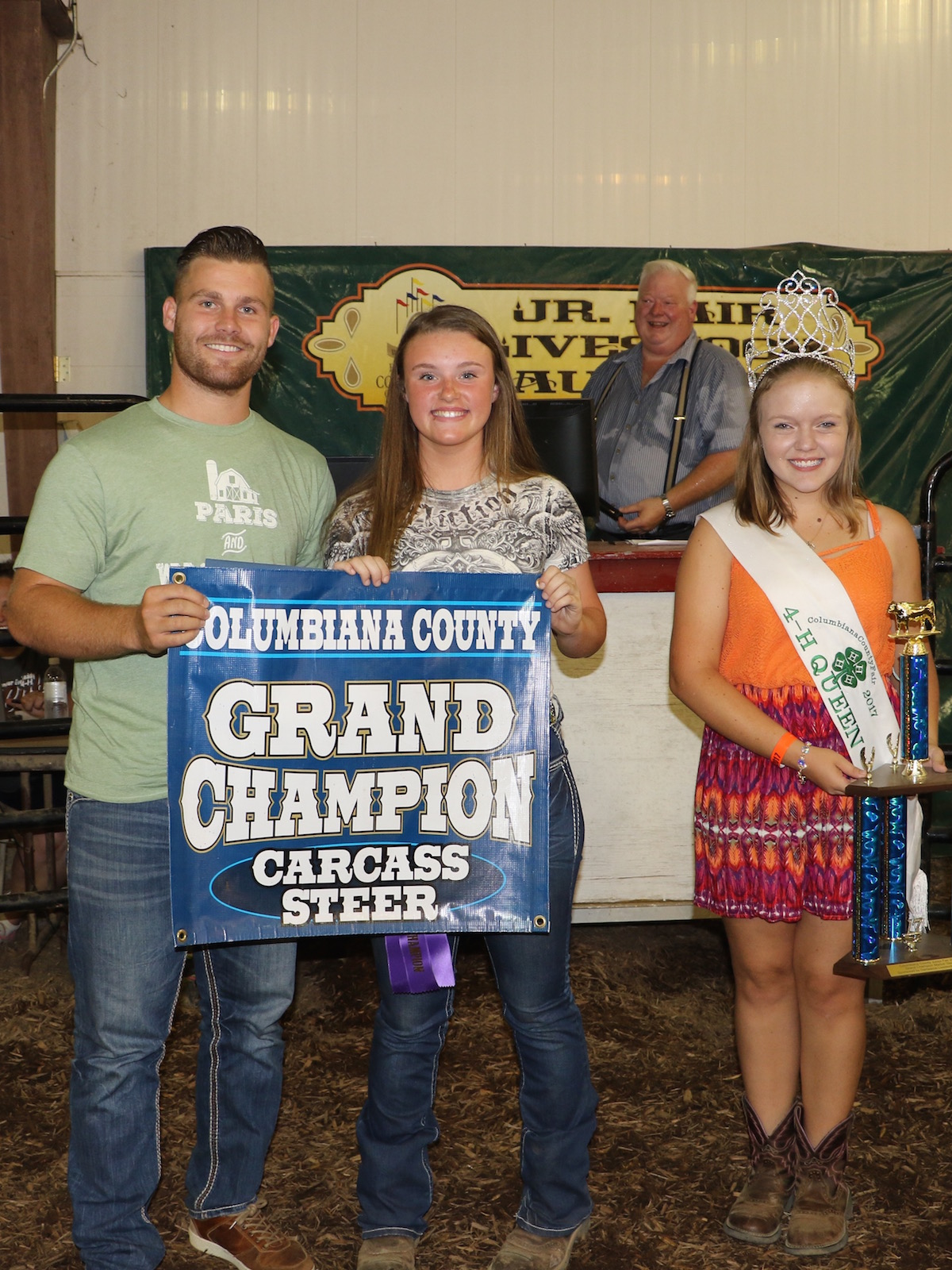 Columbiana County Dairy Boosters
