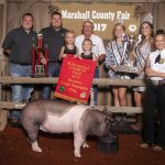reserve champion hog