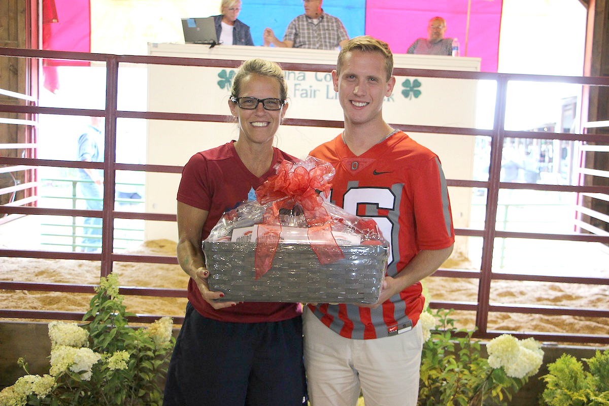 Medina County 4H Endowment Basket