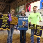 Medina County grand champion carcass lamb