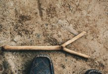 dowsing stick