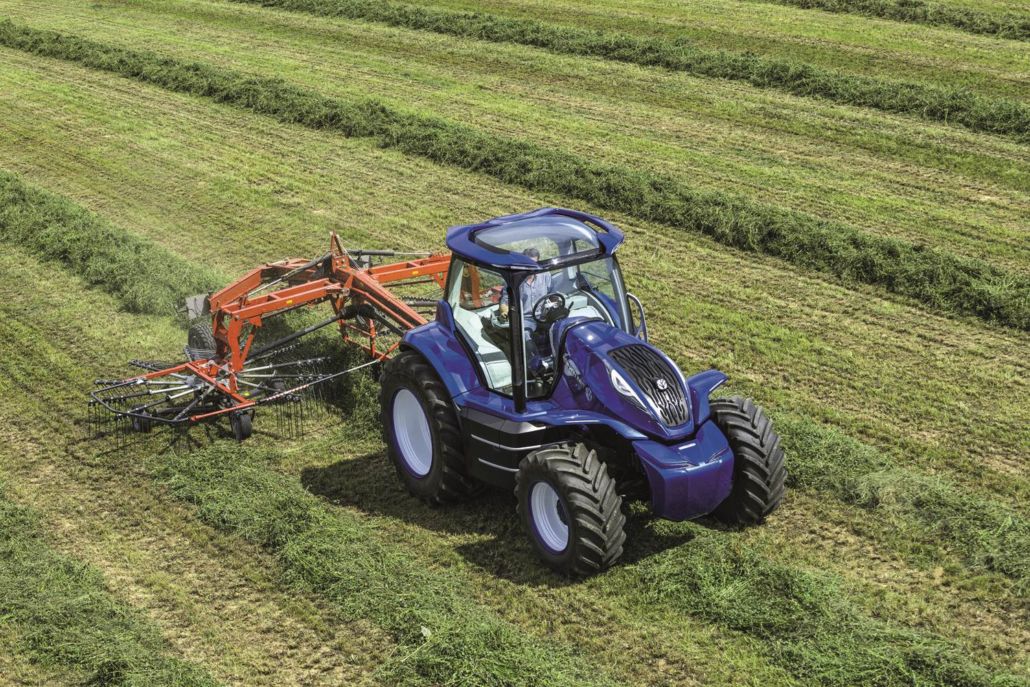 new holland tomorrow 39 s tractor could be powered by methane farm and dairy. Black Bedroom Furniture Sets. Home Design Ideas