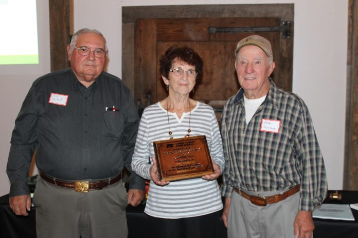 Stark County Farm Bureau 2017 Distinguished Service