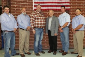 2017 Columbiana Soil and Water Conservation District Board