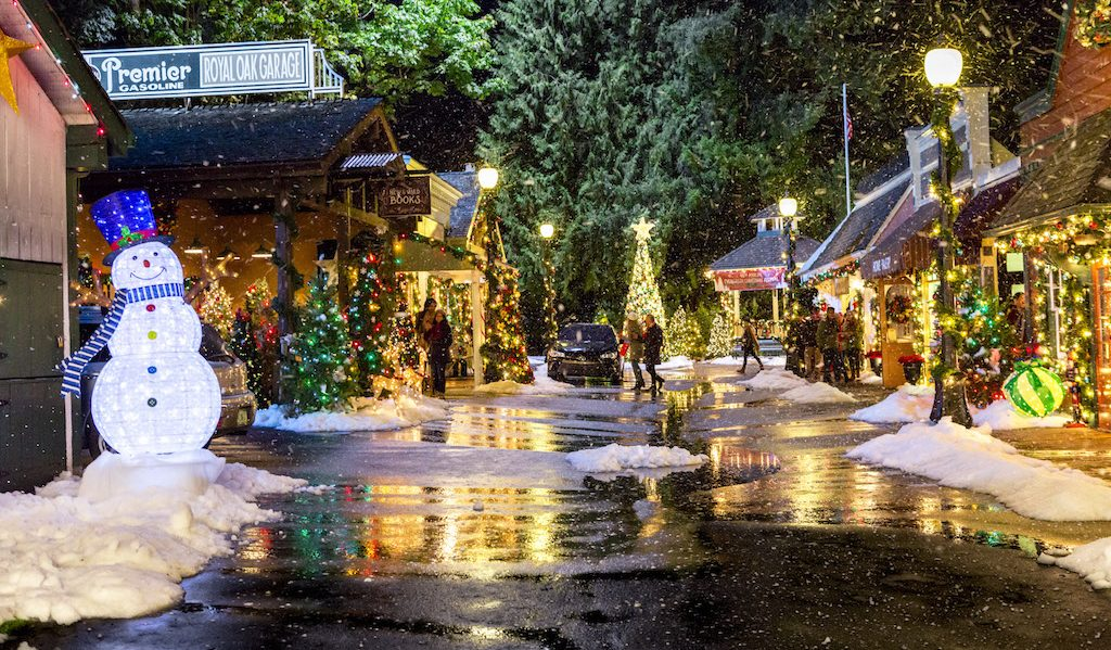 Christmas In Evergreen.Have Yourself A Hallmark Christmas Farm And Dairy
