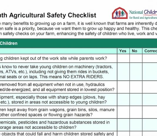 Farm-Safety-Child-Ag-Safety-Checklist