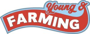 young and farming logo
