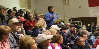 Wayne County lagoon town hall meeting