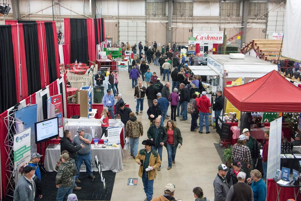 Ohio beef expo packed with cattle shows sales farm and for Craft shows in ohio
