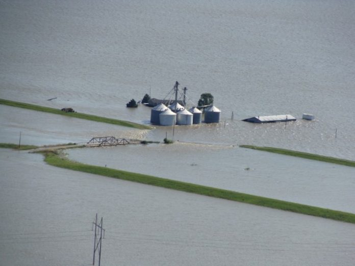 army corps flooding