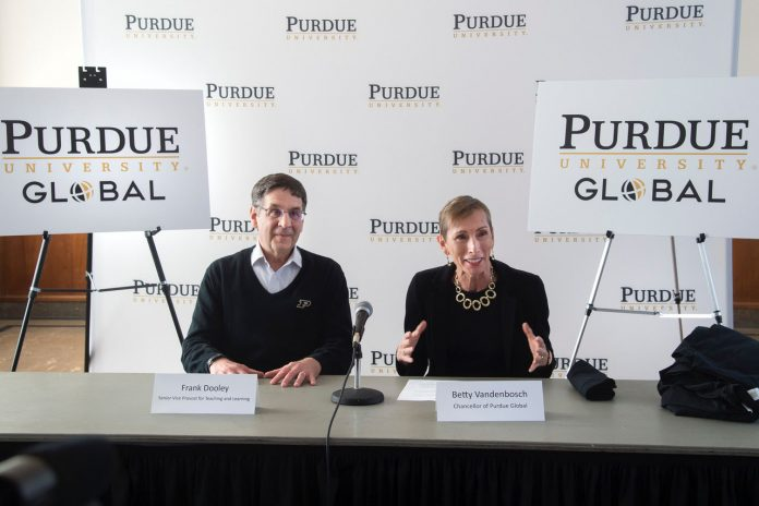 Purdue global launch