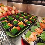 Healthy school lunch choices