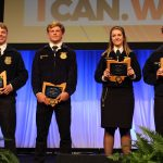 Ohio FFA star awards