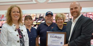 Traditions Sauces wins CIFT Excellence Award
