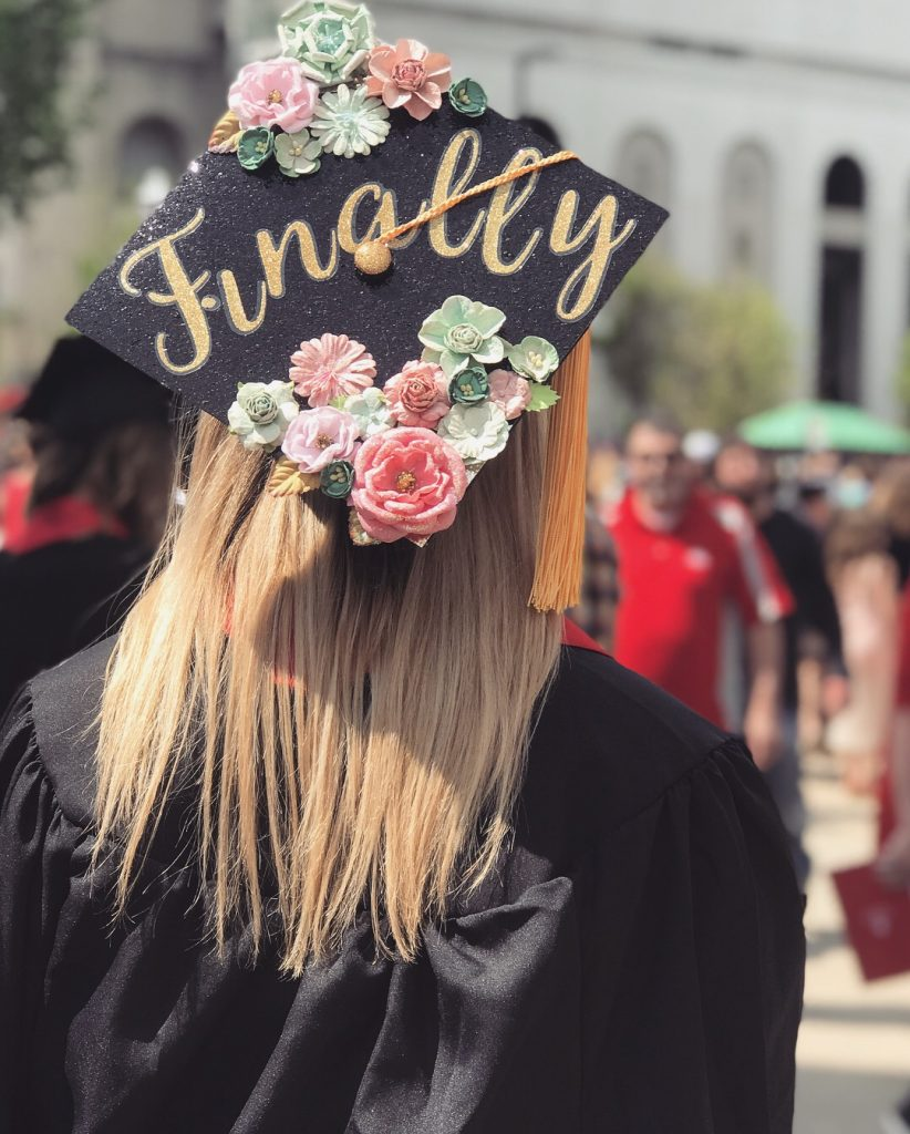 Why Do Graduates Decorate Their Caps Farm And Dairy