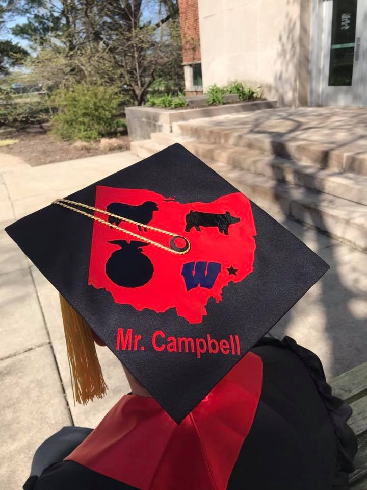 Why do graduates decorate their caps? - Farm and Dairy