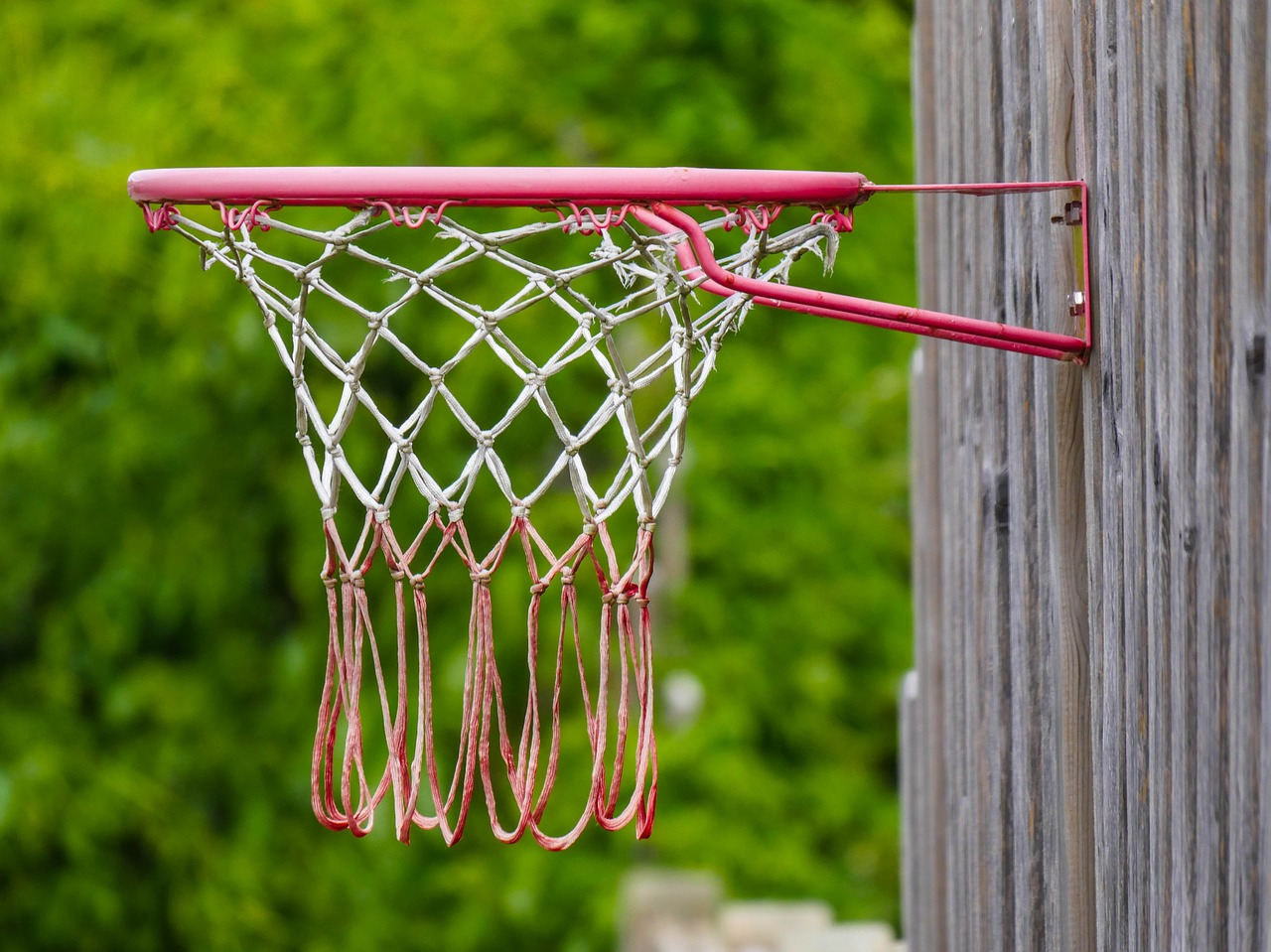 Build A Barnyard Basketball Court