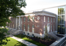 Penn State's University Park campus Agricultural Engineering Building