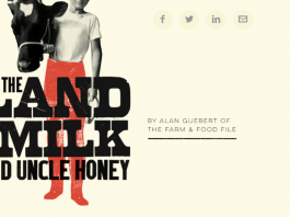 Farm and Food File banner