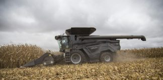 AGCO Fendt Ideal combine