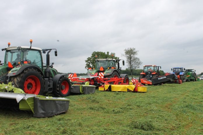 Pennsylvania Ag Progress Days equipment lineup
