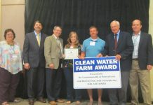 Clean Water Farm Award