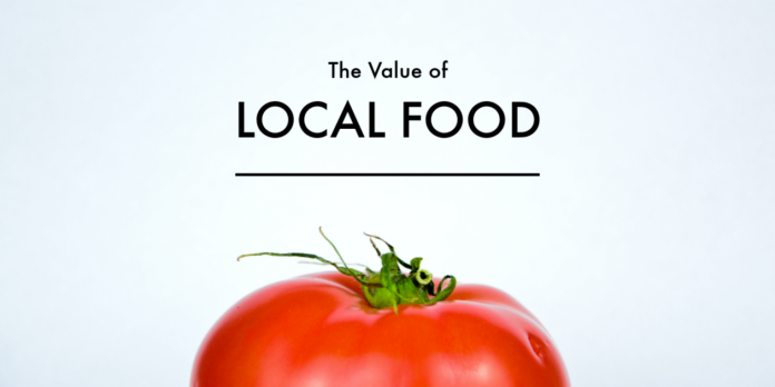 local food banner